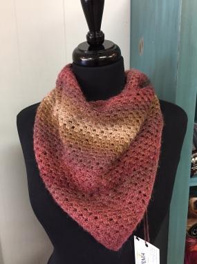 crochet-neckerchief